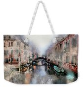 Afternoon In Venice IIi Weekender Tote Bag