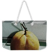 Afternoon Lemon Weekender Tote Bag