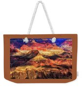 Afternoon Light At Mather Point, Grand Canyon Weekender Tote Bag