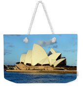 Afternoon Light On The Sydney Opera House Weekender Tote Bag