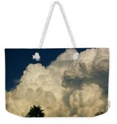 Afternoon Monsoon Weekender Tote Bag