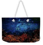 Afternoon On The Reef Weekender Tote Bag