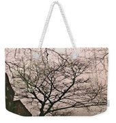Afternoon Rain Weekender Tote Bag