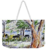 Afternoon Siesta On The Farm Weekender Tote Bag