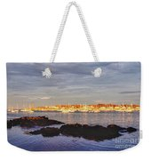 Afternoon Sun On Marblehead Neck Weekender Tote Bag