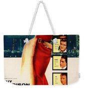 Against The House Film Noir  Weekender Tote Bag