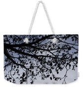 Against The Sky Weekender Tote Bag