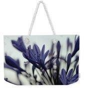 Agapanthus - Love Flower -2  Weekender Tote Bag