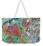 Agate Inspiration - 16b  Weekender Tote Bag