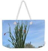 Agave And Cactus Weekender Tote Bag