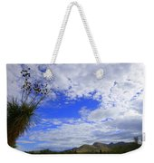 Agave And The Mountains Weekender Tote Bag