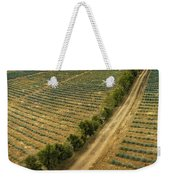 Agave Fields Weekender Tote Bag