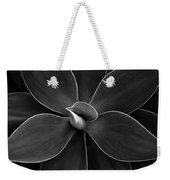 Agave Leaves Detail Weekender Tote Bag