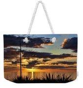 Agave Sunset Weekender Tote Bag
