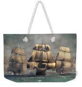 Age Of Sail Weekender Tote Bag