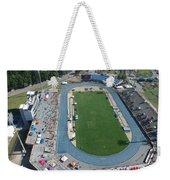 Aggie Track Weekender Tote Bag