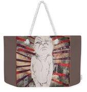 Aggravated Baby Weekender Tote Bag