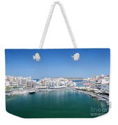 Agios Nikolaos Overview Weekender Tote Bag