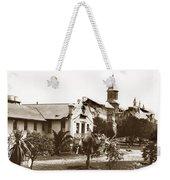 Agnews State Hospital San Jose Calif. 1906 Weekender Tote Bag