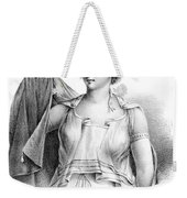 Agnodice, Ancient Greek Physician, 4th Weekender Tote Bag