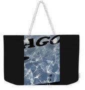 Ago 14 13 12 Weekender Tote Bag
