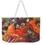 Agony In The Garden Fragment 1311 Weekender Tote Bag