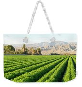 Agriculture In The Desert Weekender Tote Bag