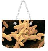Agrobacterium Tumefaciens Weekender Tote Bag
