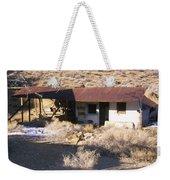 Aguereberry Camp - Death Valley Weekender Tote Bag