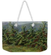 Ah The Apple Trees Weekender Tote Bag
