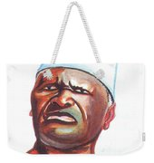 Ahmed Sekou Toure Weekender Tote Bag