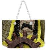 Ahoy Mate Weekender Tote Bag