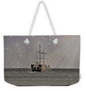 Ahoy Matey Weekender Tote Bag