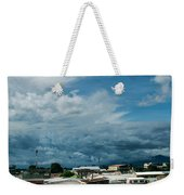 Ahuachapan Color 3 Weekender Tote Bag