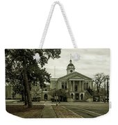 Aiken County Courthouse Weekender Tote Bag