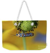 Ailanthus Webworm Moth #6 Weekender Tote Bag