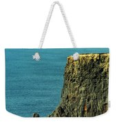 Aill Na Searrach Cliffs Of Moher Ireland Weekender Tote Bag