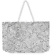 Aimless Weekender Tote Bag