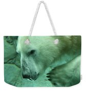 Air Bubble Weekender Tote Bag