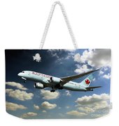 Air Canada 787 Dreamliner Weekender Tote Bag