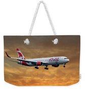 Air Canada Rouge Boeing 767-333 2 Weekender Tote Bag