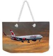Air Canada Rouge Boeing 767-333 3 Weekender Tote Bag