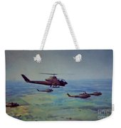 Air Cav Weekender Tote Bag