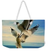 Air Dance Weekender Tote Bag