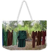 Air Dried Laundry Weekender Tote Bag
