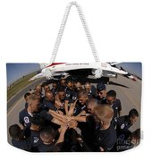 Air Force Thunderbird Maintainers Bring Weekender Tote Bag