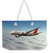 Air India Boeing 787 Dreamliner N1008s  Weekender Tote Bag
