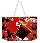 Air Jordan Cradle Dunk Weekender Tote Bag