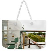 Air Stream Four Weekender Tote Bag