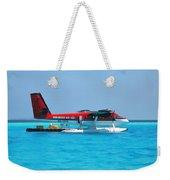 Hydroplane Weekender Tote Bag